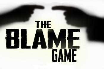 Image result for the blame game